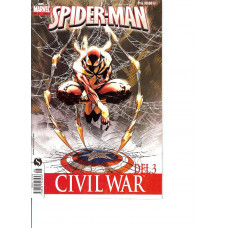 Spider-Man 2007-06 (Civil War #3 av 7)