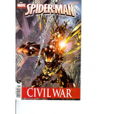Spider-Man 2007-07 (Civil War #4 av 7)