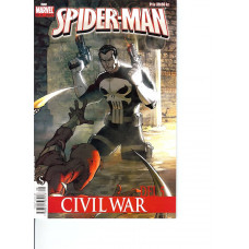 Spider-Man 2007-08 (Civil War #5 av 7)