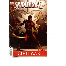 Spider-Man 2007-09 (Civil War #6 av 7)