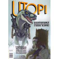 Utopi magasin 14 (2014) (Tidning)