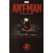 Ant-Man Prelude (Marvels Ant-Man)