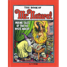 Book Of Mr. Natural (HC)