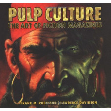 Pulp Culture - The Art Of Fiction Magazine (Begagnad)