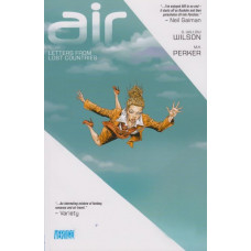 Air Vol 01 Letters From Lost Countries (TP)