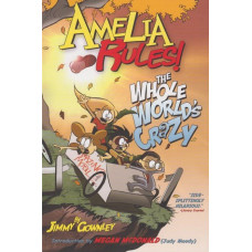 Amelia Rules! Vol 01 The Whole World's Crazy (TP)