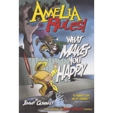 Amelia Rules! Vol 02 What Makes You Happy (TP)