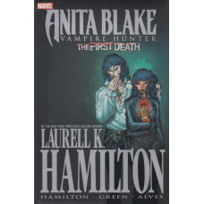Anita Blake Vampire Hunter First Death (HC)