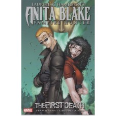 Anita Blake Vampire Hunter First Death (TP)
