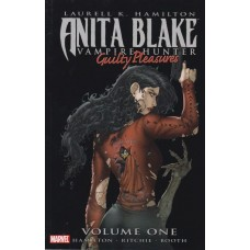Anita Blake Vampire Hunter Guilty Pleasures Vol 01 (TP)