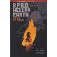 B.P.R.D. Hell On Earth Vol 08 Lake Of Fire (TP)