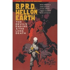 B.P.R.D. Hell On Earth Vol 04 Devil's Engine And Long Death (TP)
