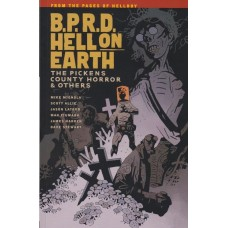 B.P.R.D. Hell On Earth Vol 05 Pickens County Horror And Others (TP)