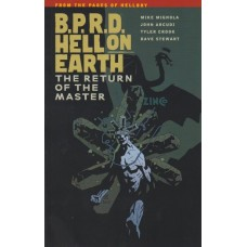 B.P.R.D. Hell On Earth Vol 06 Return Of The Master (TP)