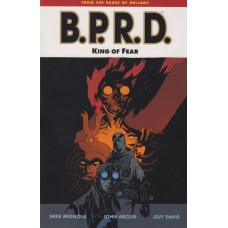B.P.R.D. Vol 14 King Of Fear (TP)