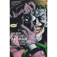 Batman Killing Joke Deluxe Edition (HC)