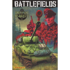 Garth Ennis - Battlefields Vol 05 Firefly And His Majesty (TP)