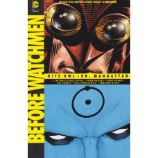 Before Watchmen Nite Owl/Dr.Manhattan (TP)