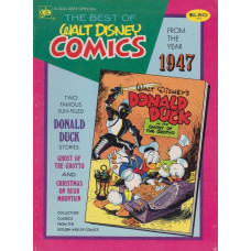 Best Of Walt Disney Comics 1947 The Ghost Of The Grotto (begagnad)