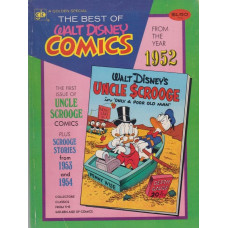 Best Of Walt Disney Comics 1952 Uncle Scrooge Only A Poor Old Man (begagnad)