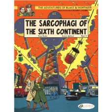 Adventures Of Blake & Mortimer Vol 09 Sarcophagi Of The Sixth Continent Part 1 (TP)