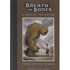 Breath Of Bones A Tale Of The Golem (HC)