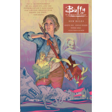B.T.V.S (Buffy The Vampire Slayer) Season 10 Vol 01 New Rules (TP)