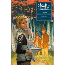 B.T.V.S (Buffy The Vampire Slayer) Season 10 Vol 02 I Wish (TP)