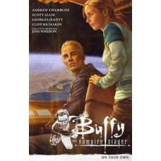 B.T.V.S (Buffy The Vampire Slayer) Season 9 Vol 02 On Your Own (TP)