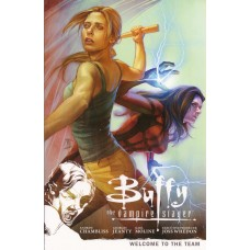 B.T.V.S (Buffy The Vampire Slayer) Season 9 Vol 04 Welcome To The Team (TP)