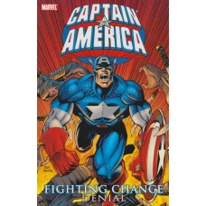 Captain America Fighting Chance Vol 01 Denial (TP)