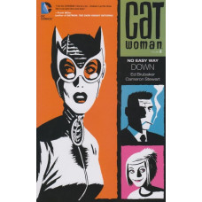 Catwoman Vol 02 No Easy Way Down (TP)