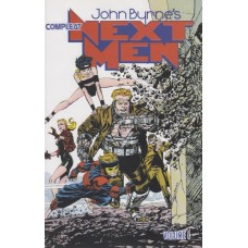 Compleat Next Men Vol 01 (TP)
