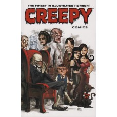 Creepy Comics Vol 01  (TP)