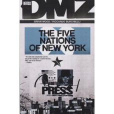 DMZ Vol 12 The Five Nations Of New York (TP)