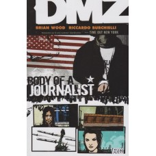 DMZ Vol 02 Body Of A Journalist (TP)