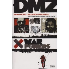 DMZ Vol 07 War Powers (TP)