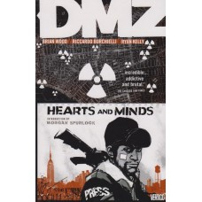 DMZ Vol 08 Hearts And Minds (TP)