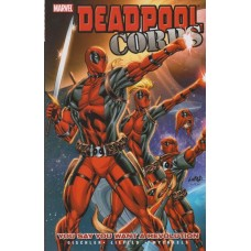 Deadpool Corps Vol 02 You Say You Want a Revolution (TP)