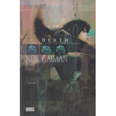 Death Deluxe Edition by Neil Gaiman (HC)
