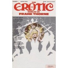 Erotic Worlds Of Frank Thorne Set 1-5 (Begagnad)