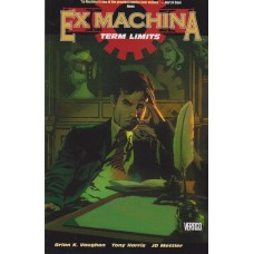 Ex Machina Vol 10 Term Limits (TP)