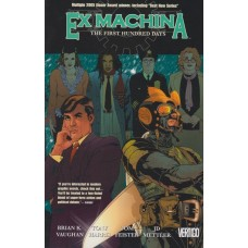 Ex Machina Vol 01 First Hundred Days (TP)