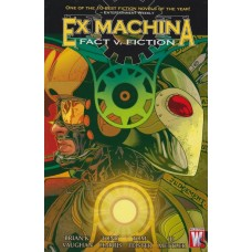 Ex Machina Vol 03 Fact v Fiction (TP)