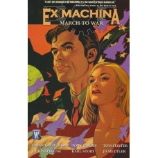 Ex Machina Vol 04 March to War (TP)