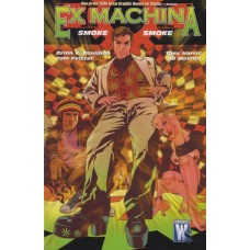 Ex Machina Vol 05 Smoke Smoke (TP)