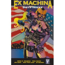 Ex Machina Vol 08 Dirty Tricks (TP)