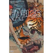 Fables Vol 02 Animal Farm (TP)