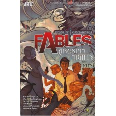 Fables Vol 07 Arabian Nights (and Days) (TP)