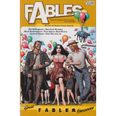 Fables Vol 13 The Great Fables Crossover (TP)